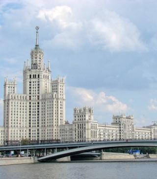 Beautiful Moscow - Obrázkek zdarma pro 240x400