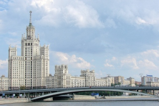 Free Beautiful Moscow Picture for Android, iPhone and iPad