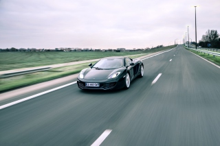 Free McLaren Picture for Android, iPhone and iPad