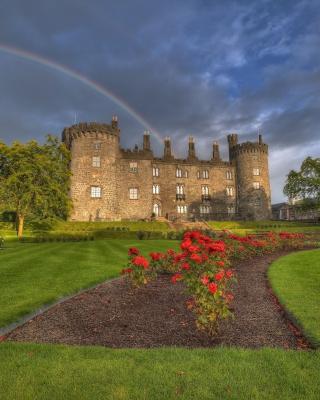 Kilkenny Castle in Ireland - Obrázkek zdarma pro iPhone 4S