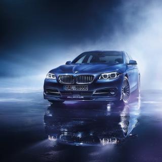 BMW 5 Series Tuning - Obrázkek zdarma pro iPad 2