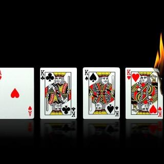 Poker Playing Cards - Obrázkek zdarma pro 128x128