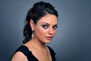 Talented actress Mila Kunis Picture for Android, iPhone and iPad