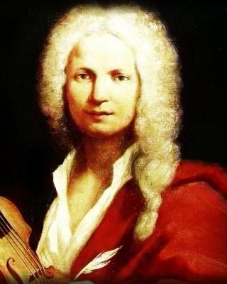 Antonio Vivaldi - Obrázkek zdarma pro Nokia C3-01 Gold Edition