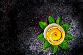 Lemon Peel Background for Android, iPhone and iPad