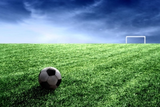 Free Football Widescreen Wallpaper Picture for Android, iPhone and iPad
