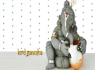 Lord Ganesha - Obrázkek zdarma pro Google Nexus 5