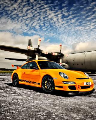 Porsche 911 GT3 - Obrázkek zdarma pro Nokia C2-05