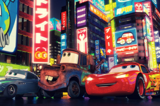 Free Cars The Movie Picture for Android, iPhone and iPad