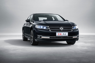Dongfeng Aeolus A9 on Citroen C5 Platform Background for Android, iPhone and iPad