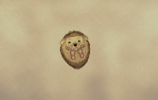 Cute Hedgehog sfondi gratuiti per cellulari Android, iPhone, iPad e desktop
