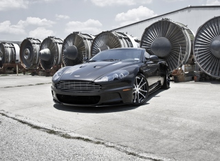 Aston Martin - Obrázkek zdarma pro Android 2560x1600
