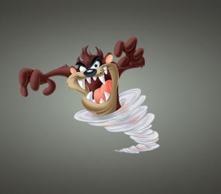 Looney Tunes Tasmanian Devil - Obrázkek zdarma pro 320x320
