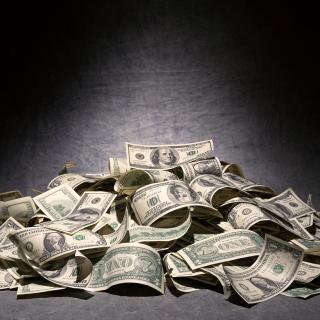 Money Money - Obrázkek zdarma pro 1024x1024
