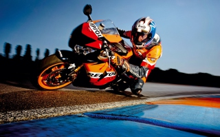Free Repsol Honda Picture for Android, iPhone and iPad