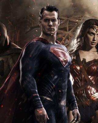 Batman v Superman Dawn of Justice - Obrázkek zdarma pro Nokia X3-02