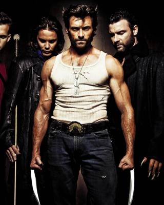Wolverine - Obrázkek zdarma pro 352x416