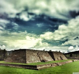 Michoacan - Obrázkek zdarma pro iPad Air