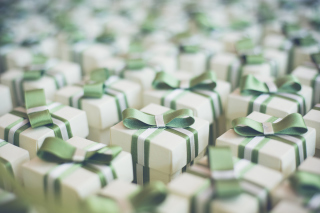 Holiday Gifts Background for Android, iPhone and iPad