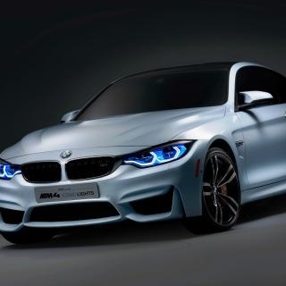 BMW M4 - Obrázkek zdarma pro iPad