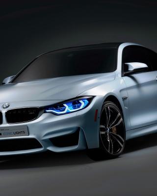 BMW M4 - Obrázkek zdarma pro 480x854