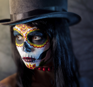 Dia De Los Muertos - Obrázkek zdarma pro iPad Air