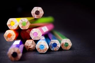 Bright Colorful Pencils - Obrázkek zdarma pro 1920x1200