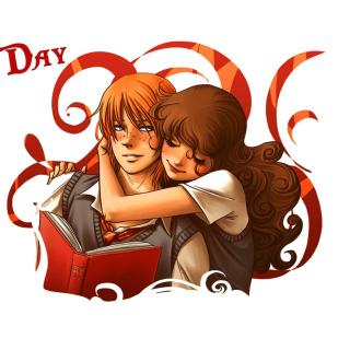 National Hugging Day - Obrázkek zdarma pro 2048x2048