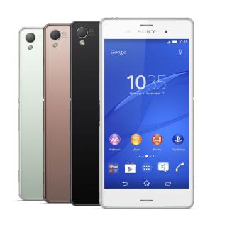 Sony Xperia Z3 - Obrázkek zdarma pro 1024x1024