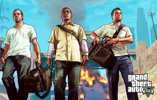 Gta 5 V Trevor Picture for Android, iPhone and iPad