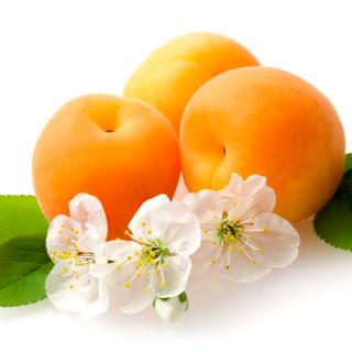 Apricot Fruit - Obrázkek zdarma pro iPad Air