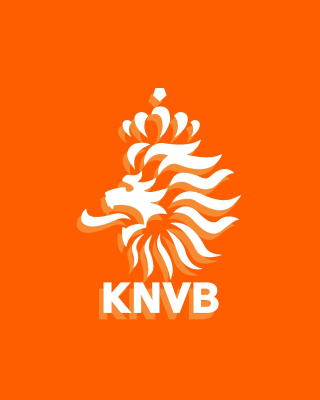 KNVB Royal Dutch Football Association - Obrázkek zdarma pro iPhone 5S