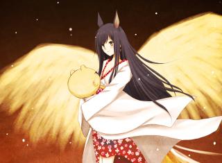 Katsuragi Natsuki Avatar - Obrázkek zdarma pro 480x320