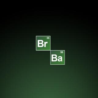 Breaking Bad Logo - Obrázkek zdarma pro iPad 2