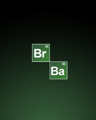 Breaking Bad Logo - Obrázkek zdarma pro iPhone 5C