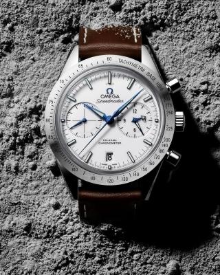 Speedmaster 57 Omega Watches - Obrázkek zdarma pro Nokia X2-02