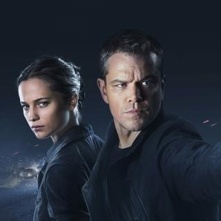 Jason Bourne - Obrázkek zdarma pro iPad 2