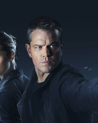 Jason Bourne - Obrázkek zdarma pro iPhone 6