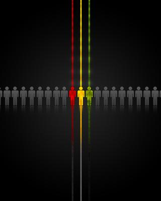 Rasta Abstract - Obrázkek zdarma pro Nokia C1-00