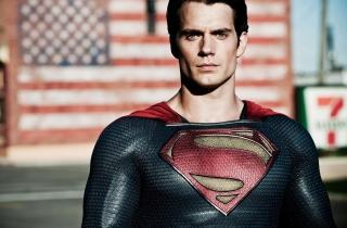 Free Henry Cavill In Man Of Steel Picture for Android, iPhone and iPad