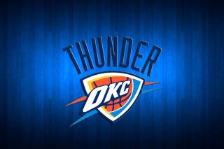 Oklahoma City Thunder - Obrázkek zdarma pro Android 1920x1408