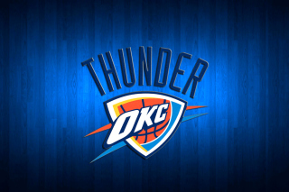 Oklahoma City Thunder - Obrázkek zdarma pro HTC One X