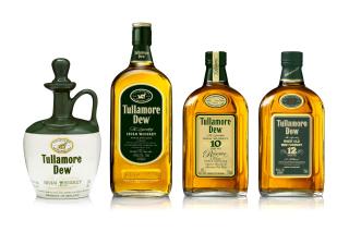 Tullamore DEW Irish Whiskey - Obrázkek zdarma pro 220x176