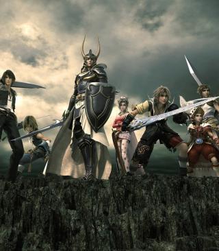 Final Fantasy Stars - Obrázkek zdarma pro 240x432