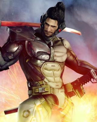 Metal Gear Rising Revengeance - Obrázkek zdarma pro iPhone 5S