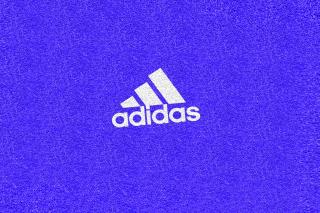 Adidas Blue Logo - Obrázkek zdarma pro Motorola DROID