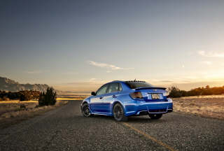 Impreza Picture for Android, iPhone and iPad