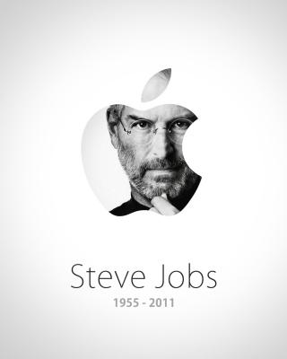Steve Jobs Apple - Obrázkek zdarma pro 480x854