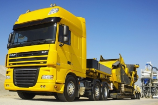 DAF XF Wallpaper for Android, iPhone and iPad
