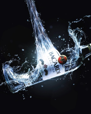 Bacardi Superior Rum - Obrázkek zdarma pro Nokia Asha 501